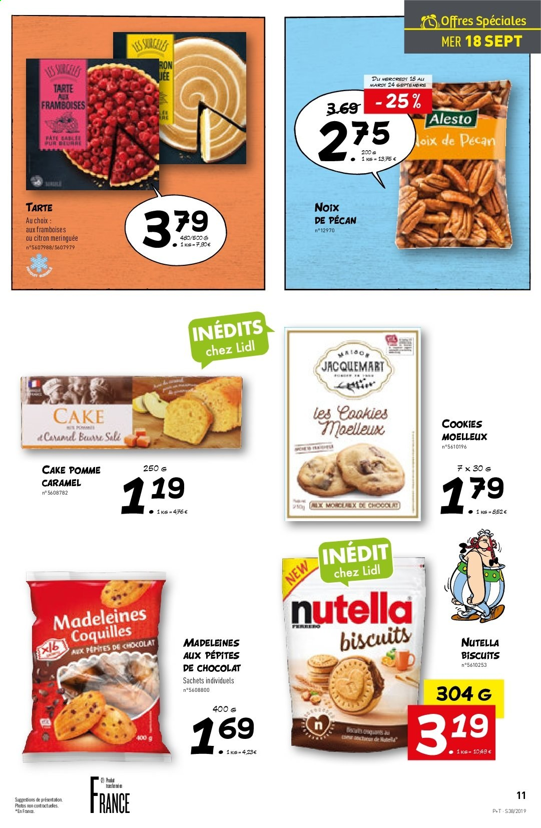 Catalogue Lidl - 18.09.2019 - 24.09.2019. Page 11.