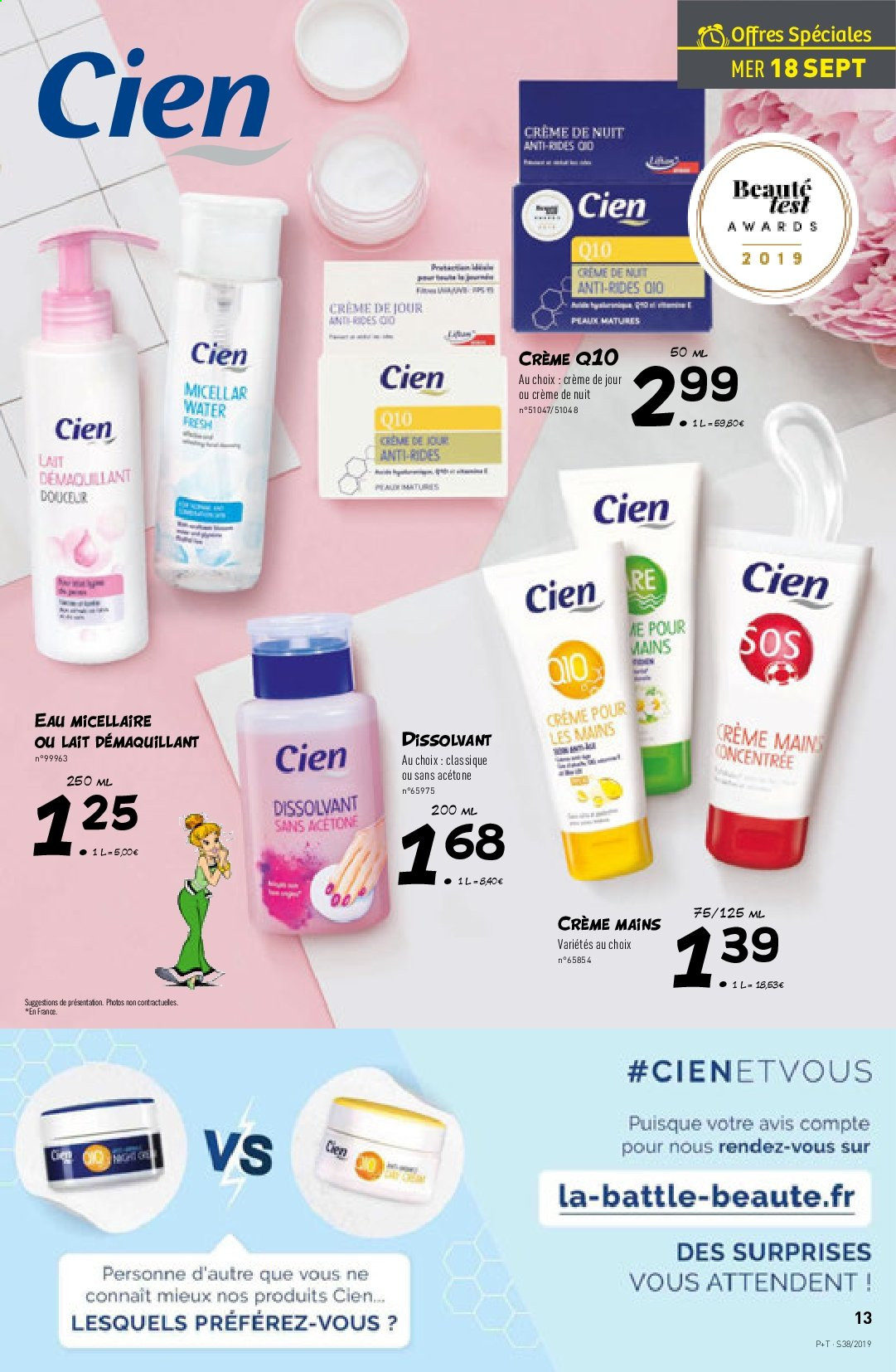 Catalogue Lidl - 18.09.2019 - 24.09.2019. Page 13.