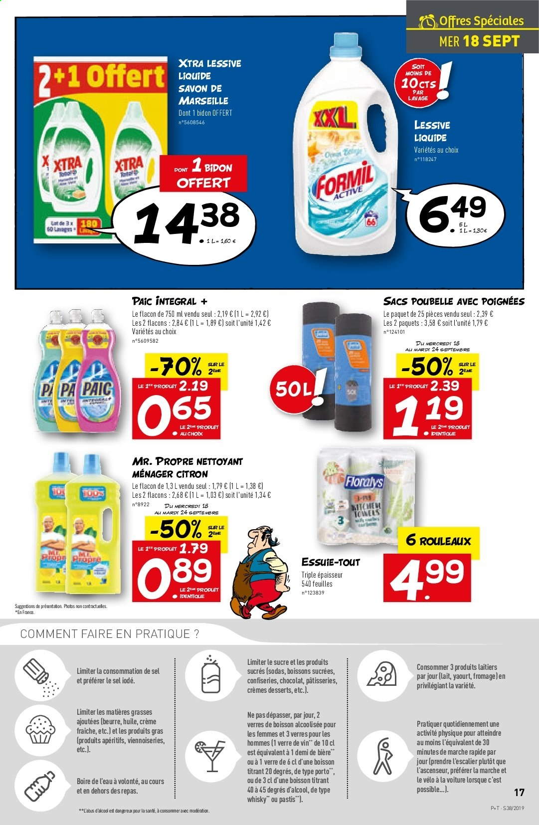 Catalogue Lidl - 18.09.2019 - 24.09.2019. Page 17.