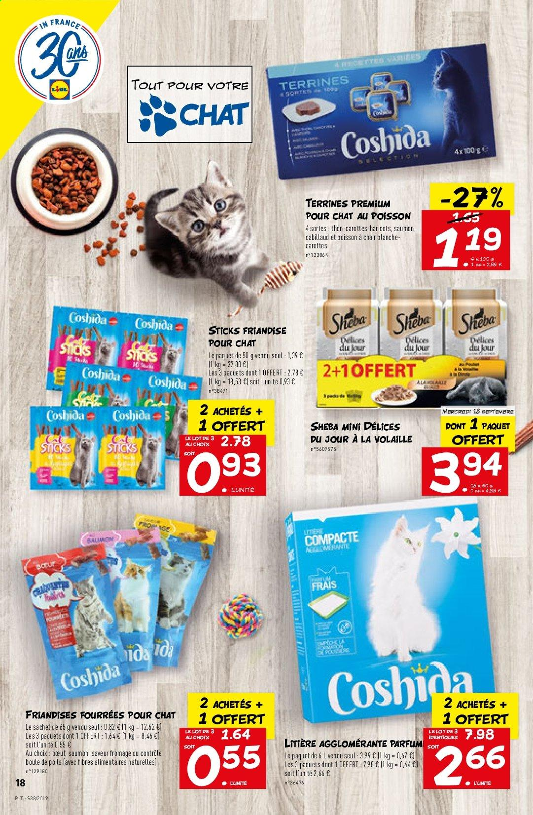 Catalogue Lidl - 18.09.2019 - 24.09.2019. Page 18.