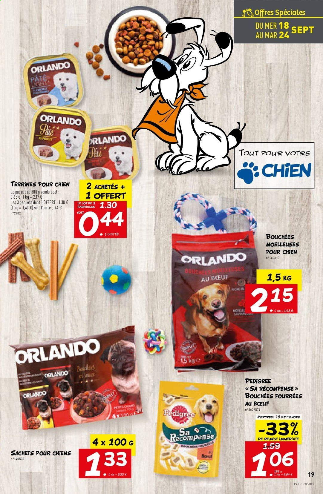Catalogue Lidl - 18.09.2019 - 24.09.2019. Page 19.