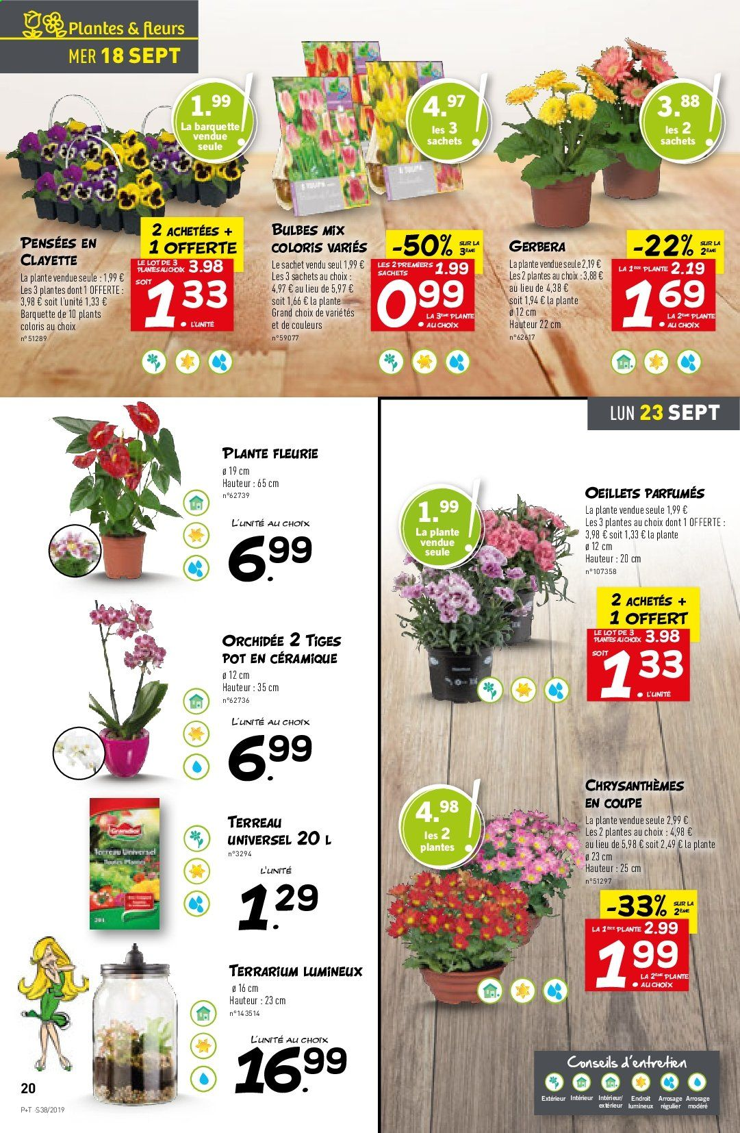 Catalogue Lidl - 18.09.2019 - 24.09.2019. Page 20.