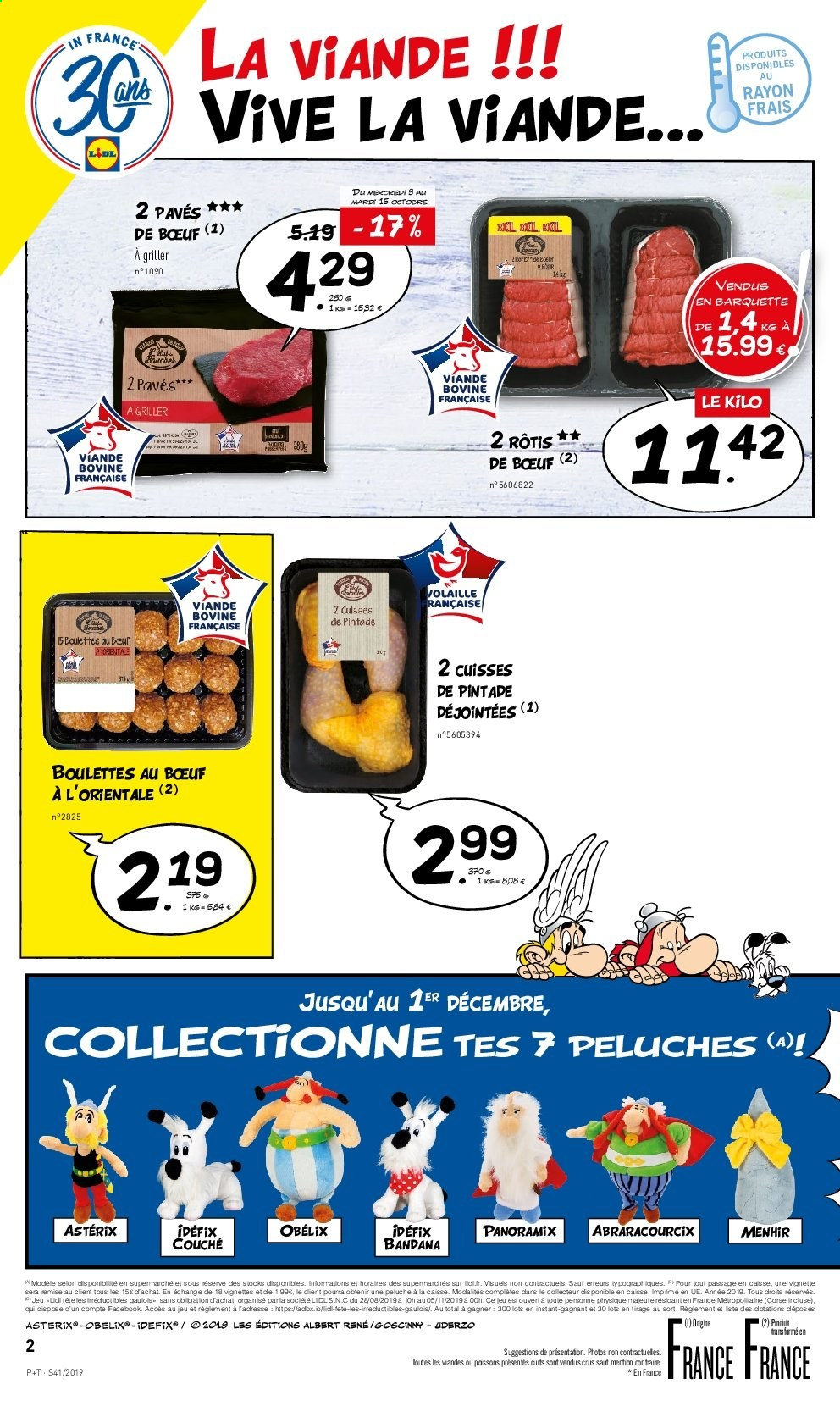 Catalogue Lidl - 09.10.2019 - 15.10.2019. Page 2.