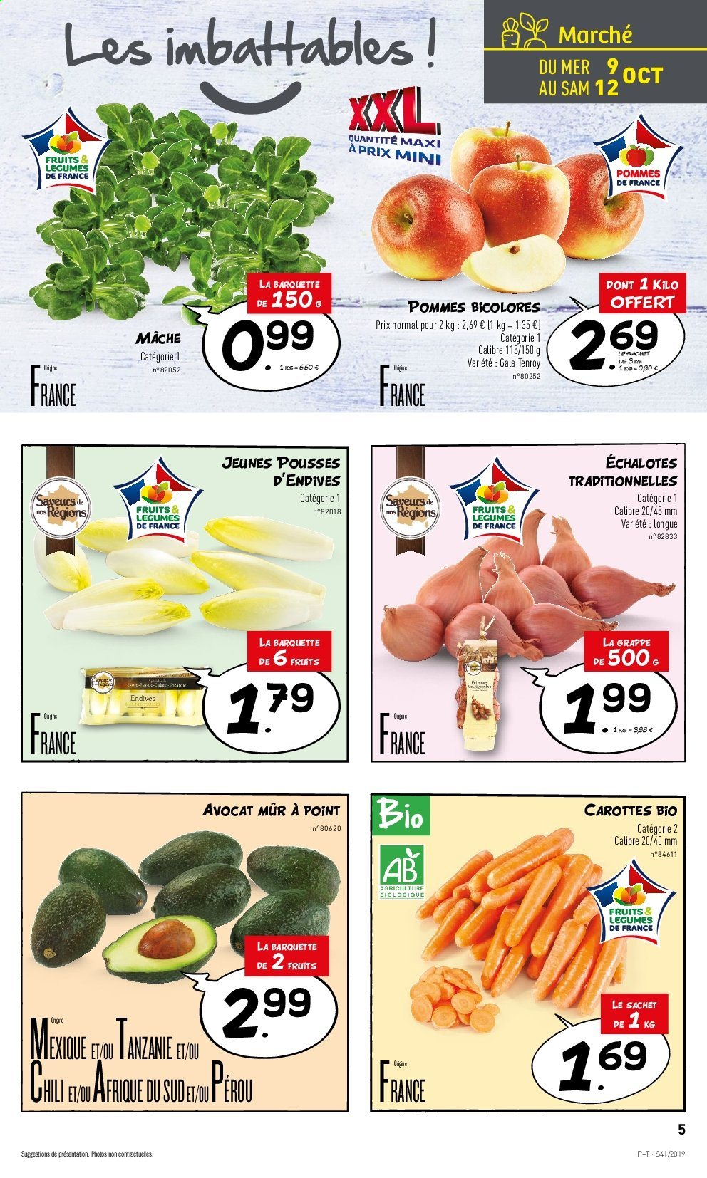 Catalogue Lidl - 09.10.2019 - 15.10.2019. Page 5.