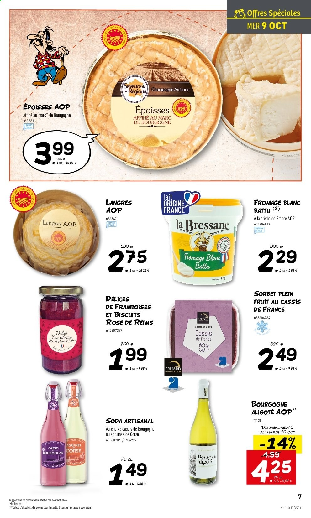 Catalogue Lidl - 09.10.2019 - 15.10.2019. Page 7.