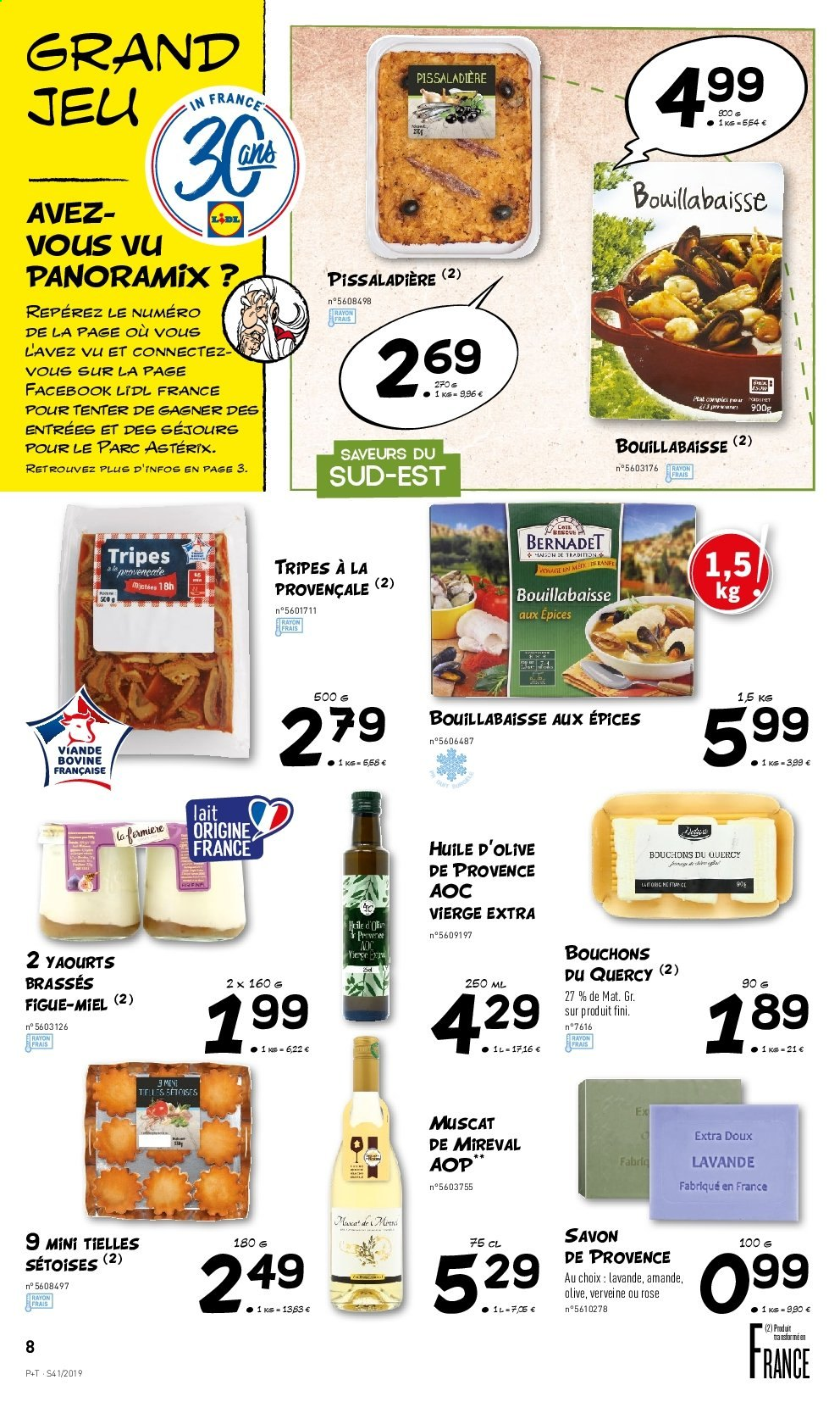 Catalogue Lidl - 09.10.2019 - 15.10.2019. Page 8.