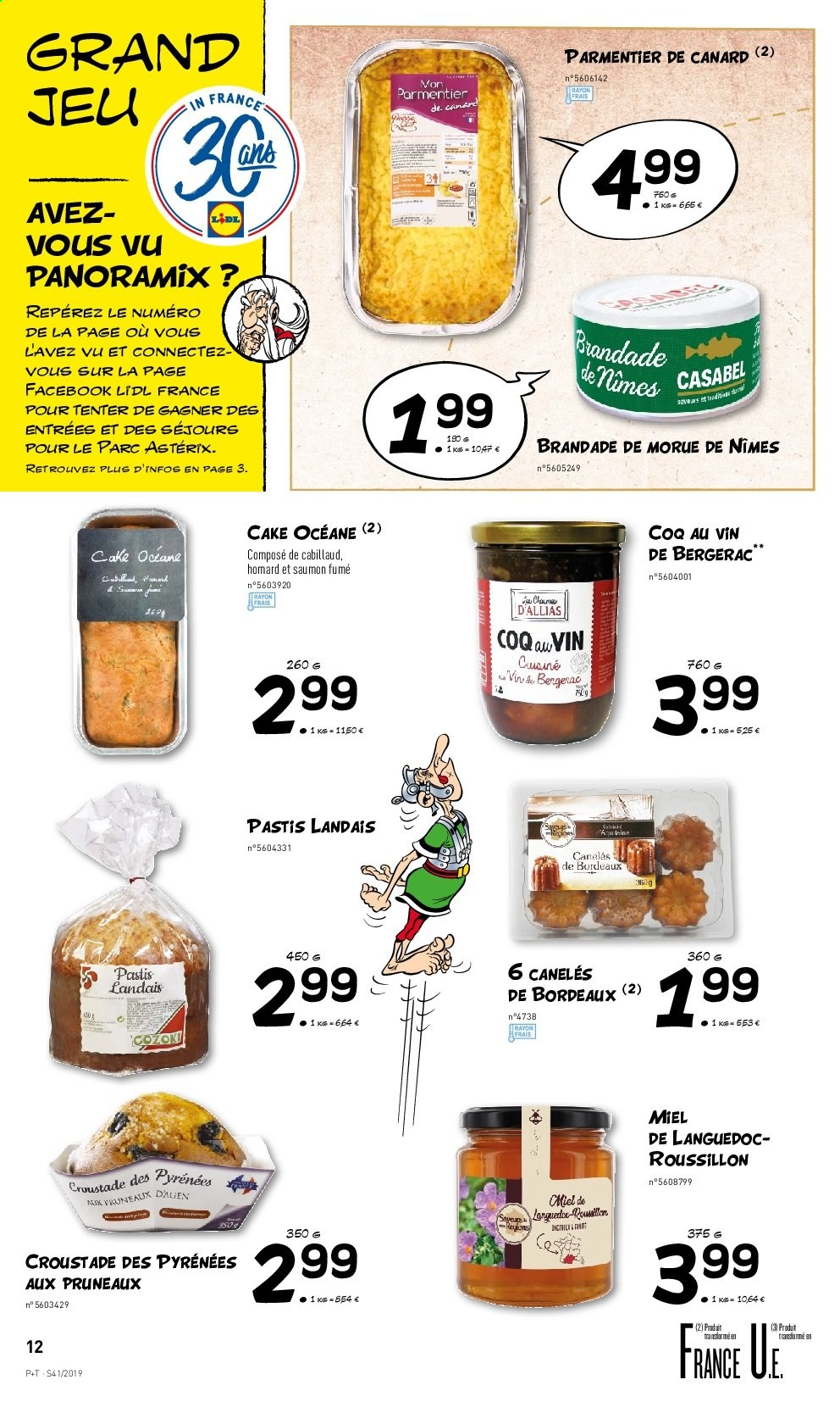 Catalogue Lidl - 09.10.2019 - 15.10.2019. Page 12.