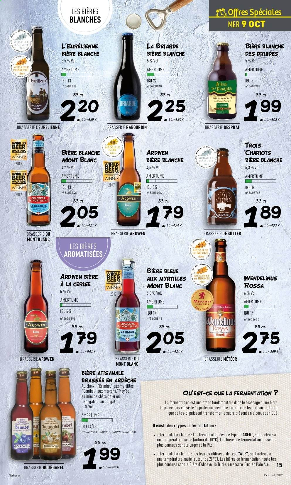 Catalogue Lidl - 09.10.2019 - 15.10.2019. Page 15.