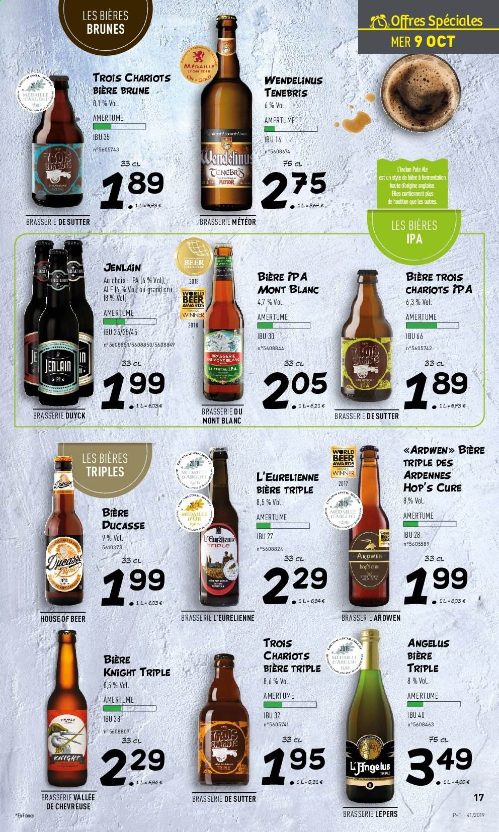 Catalogue Lidl - 09.10.2019 - 15.10.2019. Page 17.