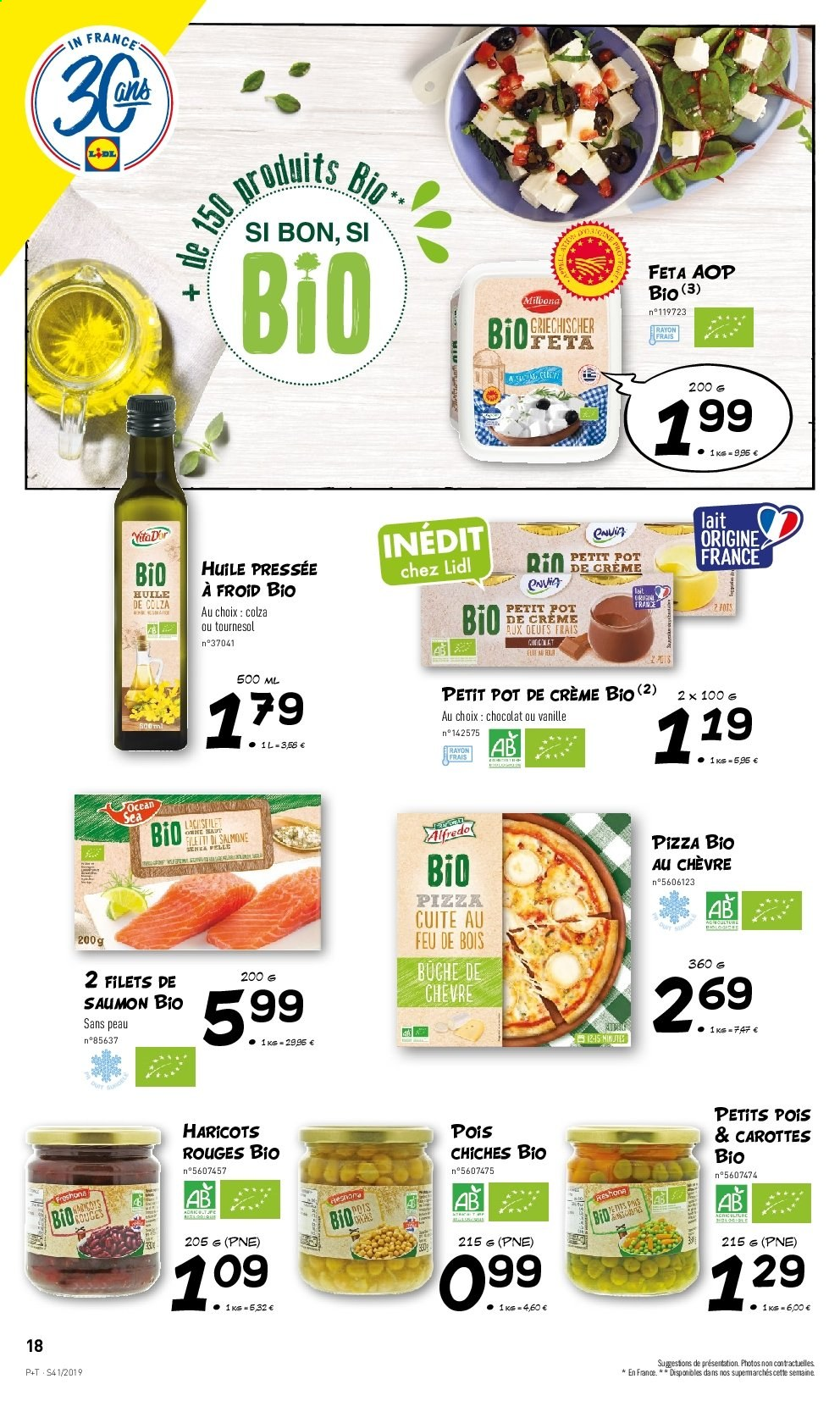 Catalogue Lidl - 09.10.2019 - 15.10.2019. Page 18.