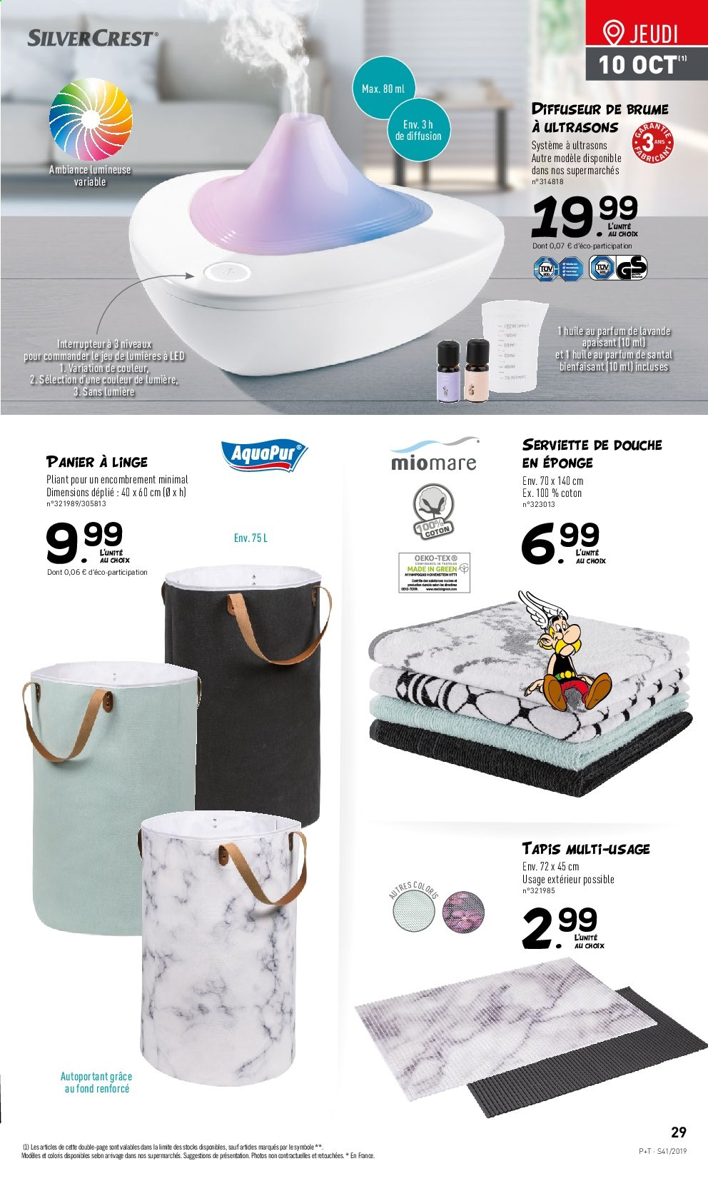 Catalogue Lidl - 09.10.2019 - 15.10.2019. Page 29.