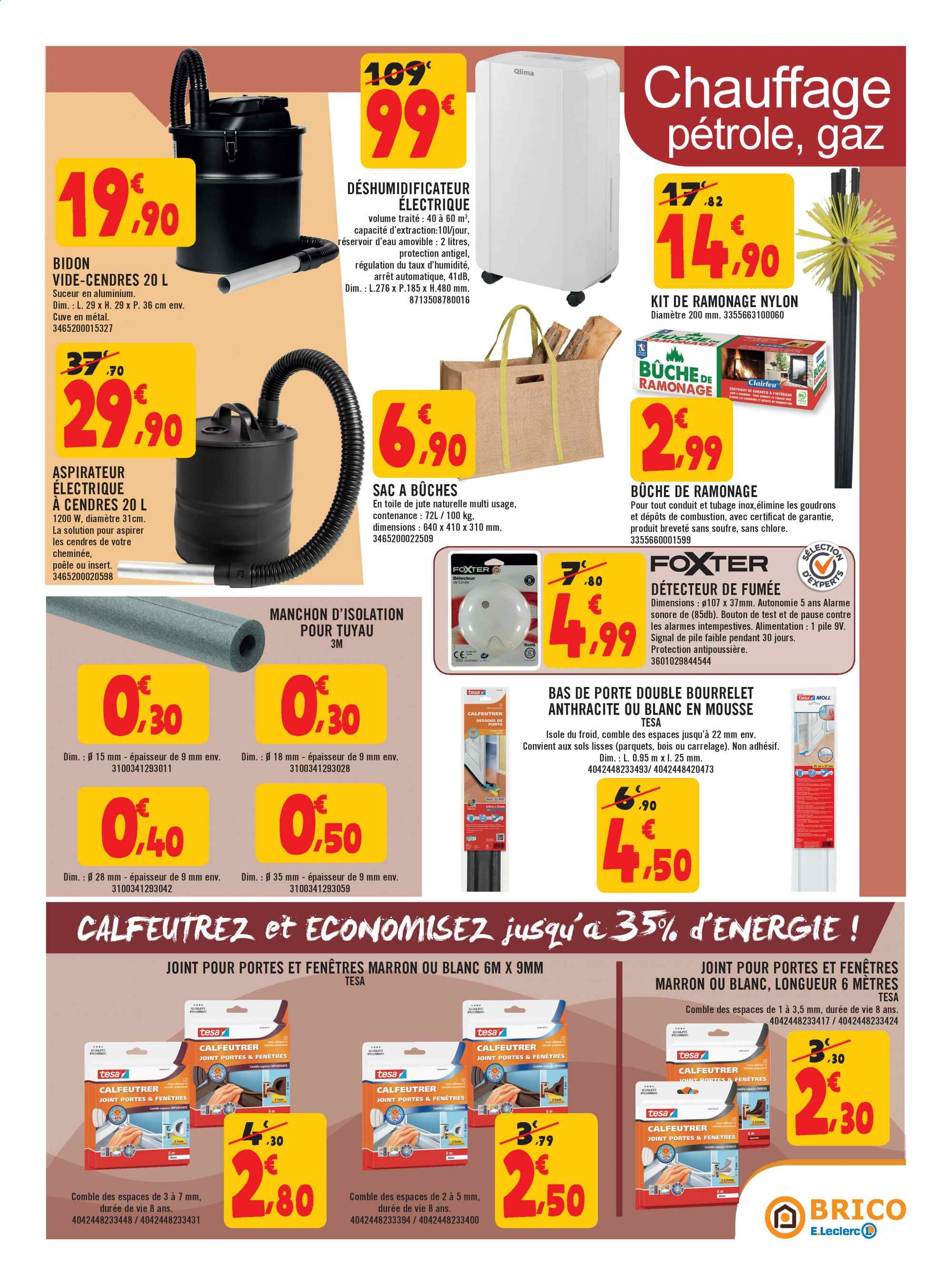 Catalogue E.Leclerc - 02.10.2019 - 19.10.2019. Page 5.