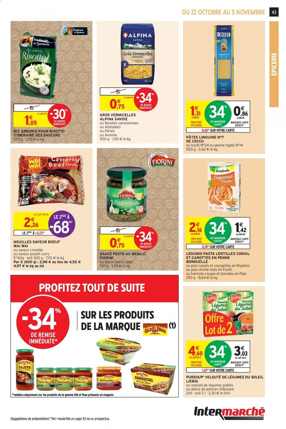 Catalogue Intermarché - 22.10.2019 - 03.11.2019. Page 41.