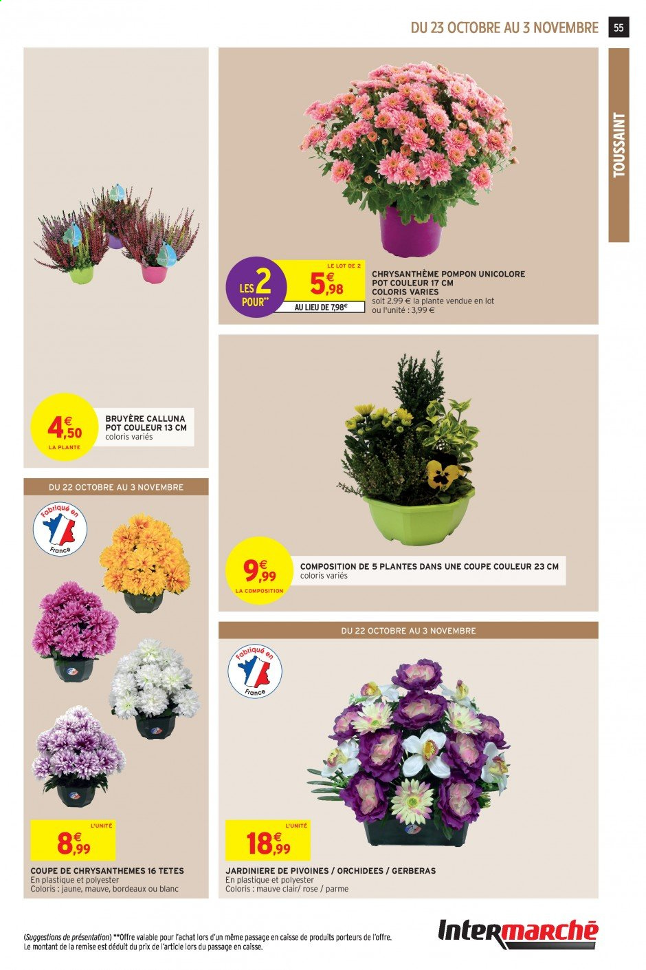 Catalogue Intermarché - 22.10.2019 - 03.11.2019. Page 53.