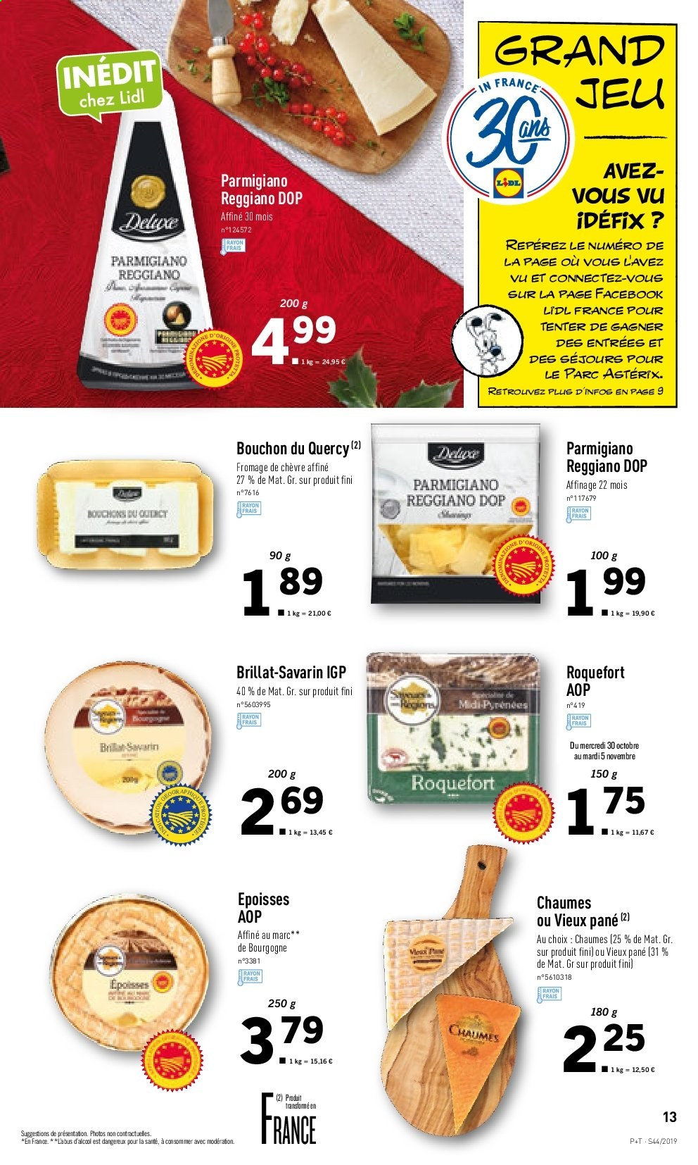 Catalogue Lidl - 30.10.2019 - 05.11.2019. Page 13.