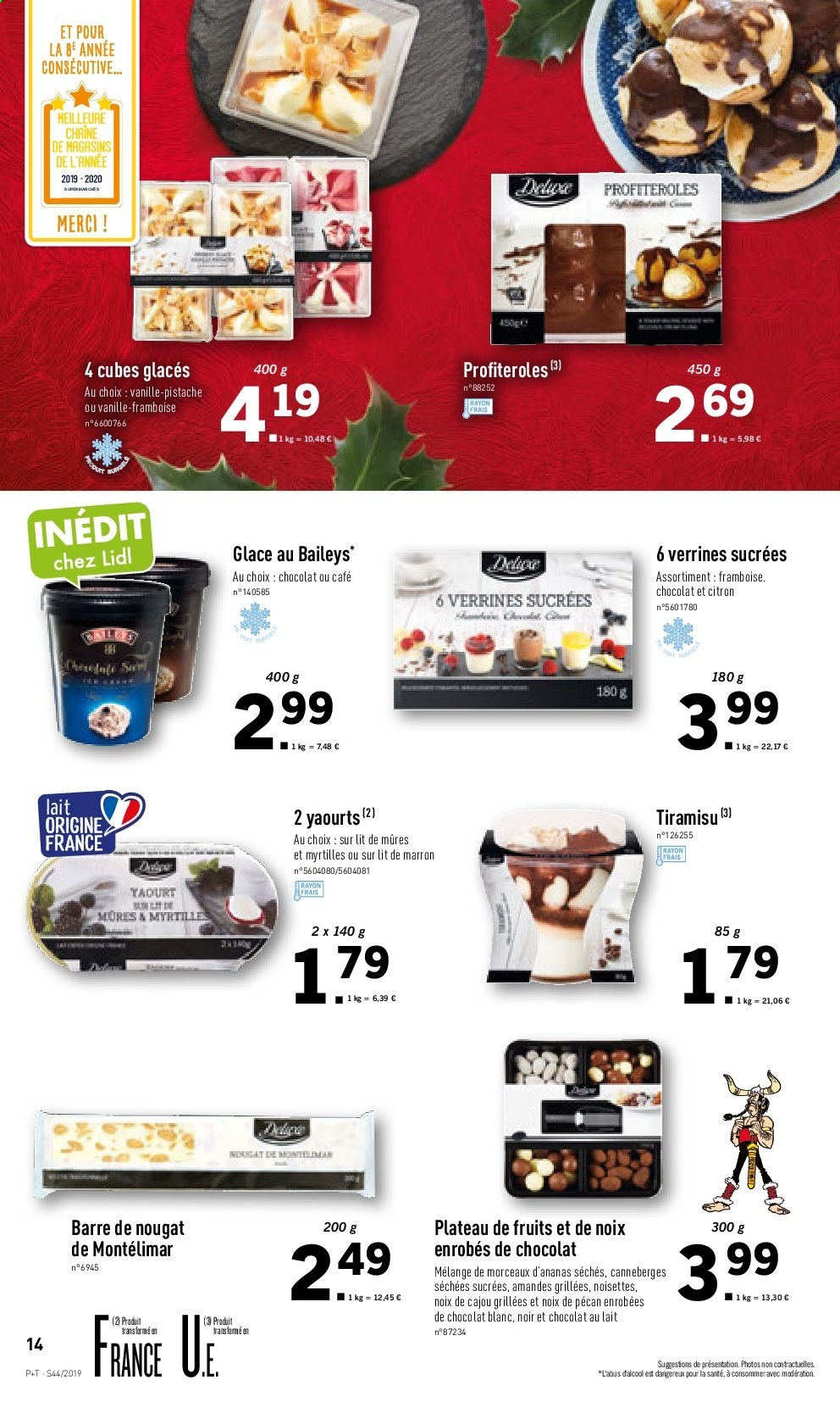 Catalogue Lidl - 30.10.2019 - 05.11.2019. Page 14.