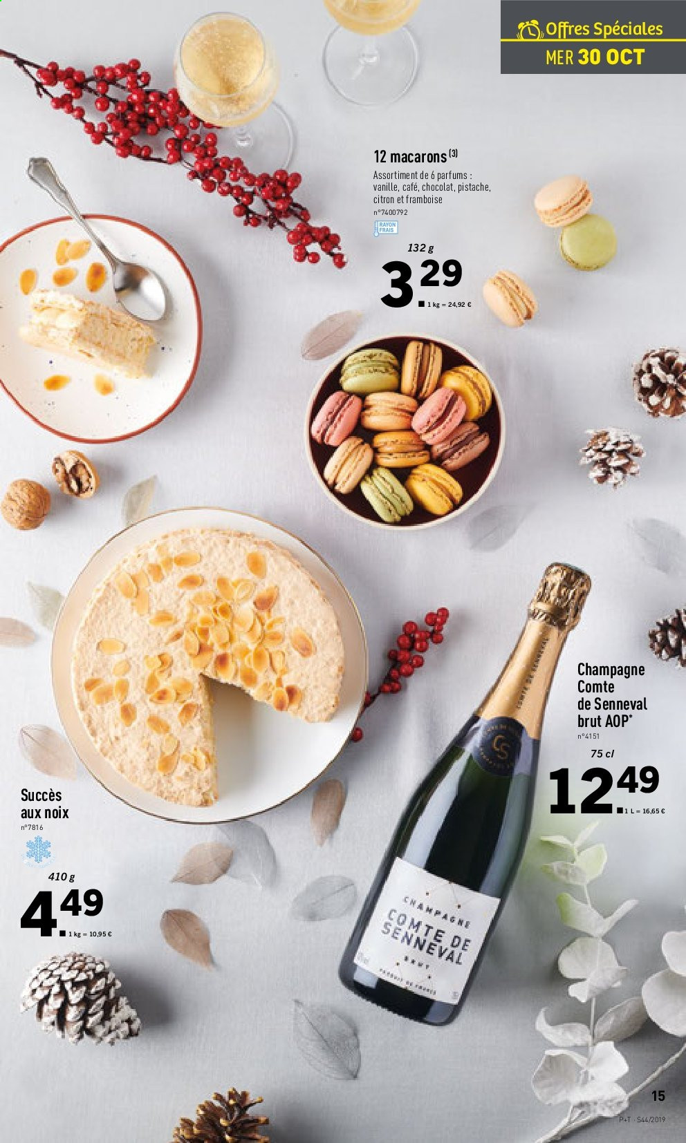 Catalogue Lidl - 30.10.2019 - 05.11.2019. Page 15.