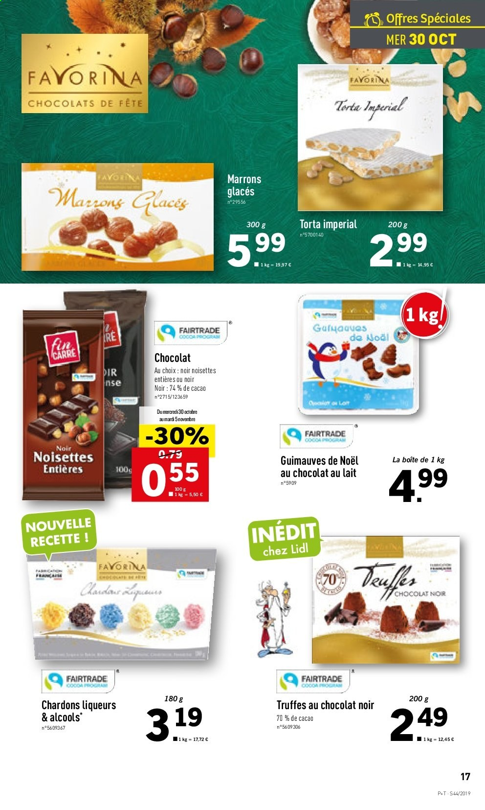 Catalogue Lidl - 30.10.2019 - 05.11.2019. Page 17.