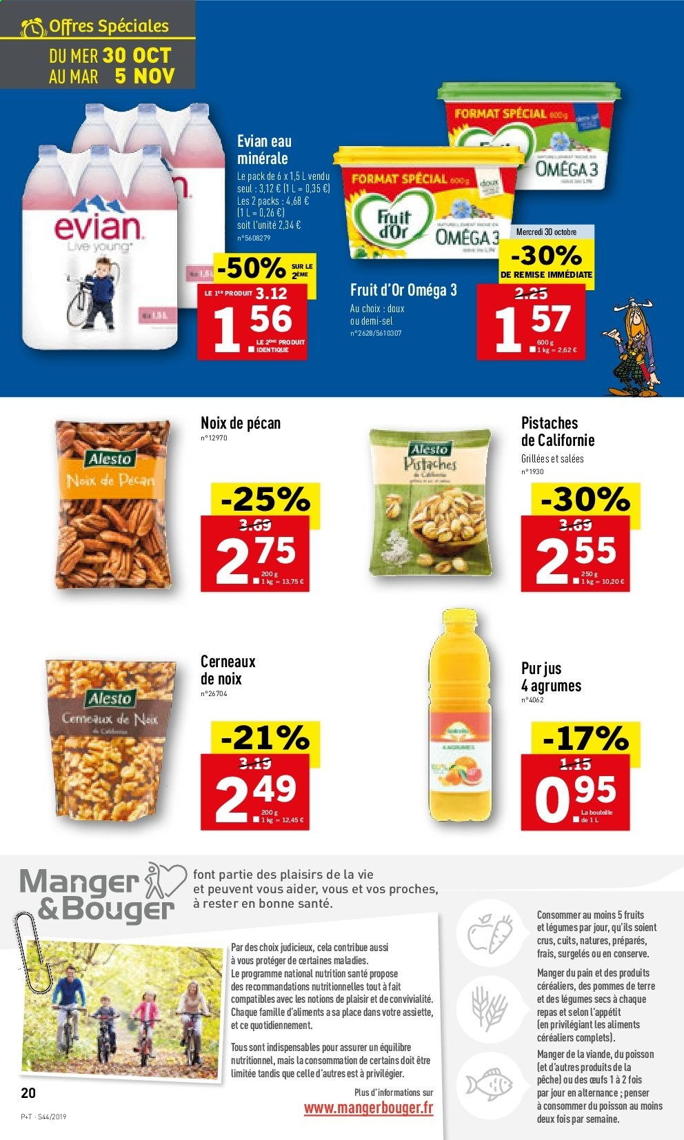 Catalogue Lidl - 30.10.2019 - 05.11.2019. Page 20.