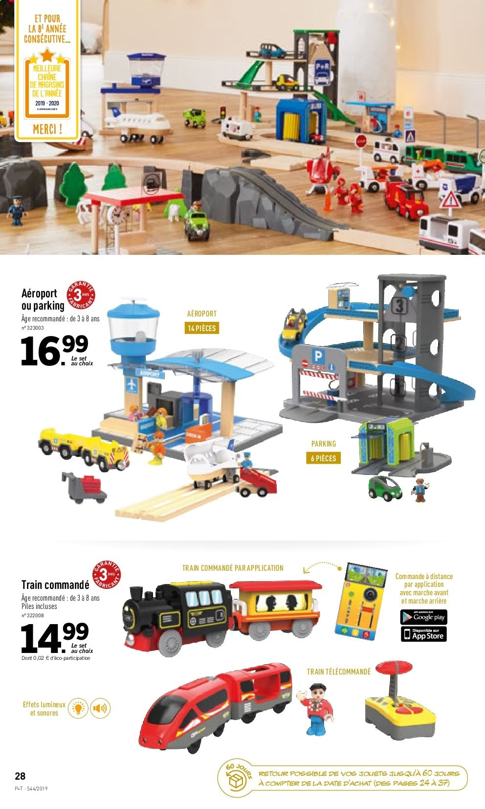 Catalogue Lidl - 30.10.2019 - 05.11.2019. Page 28.
