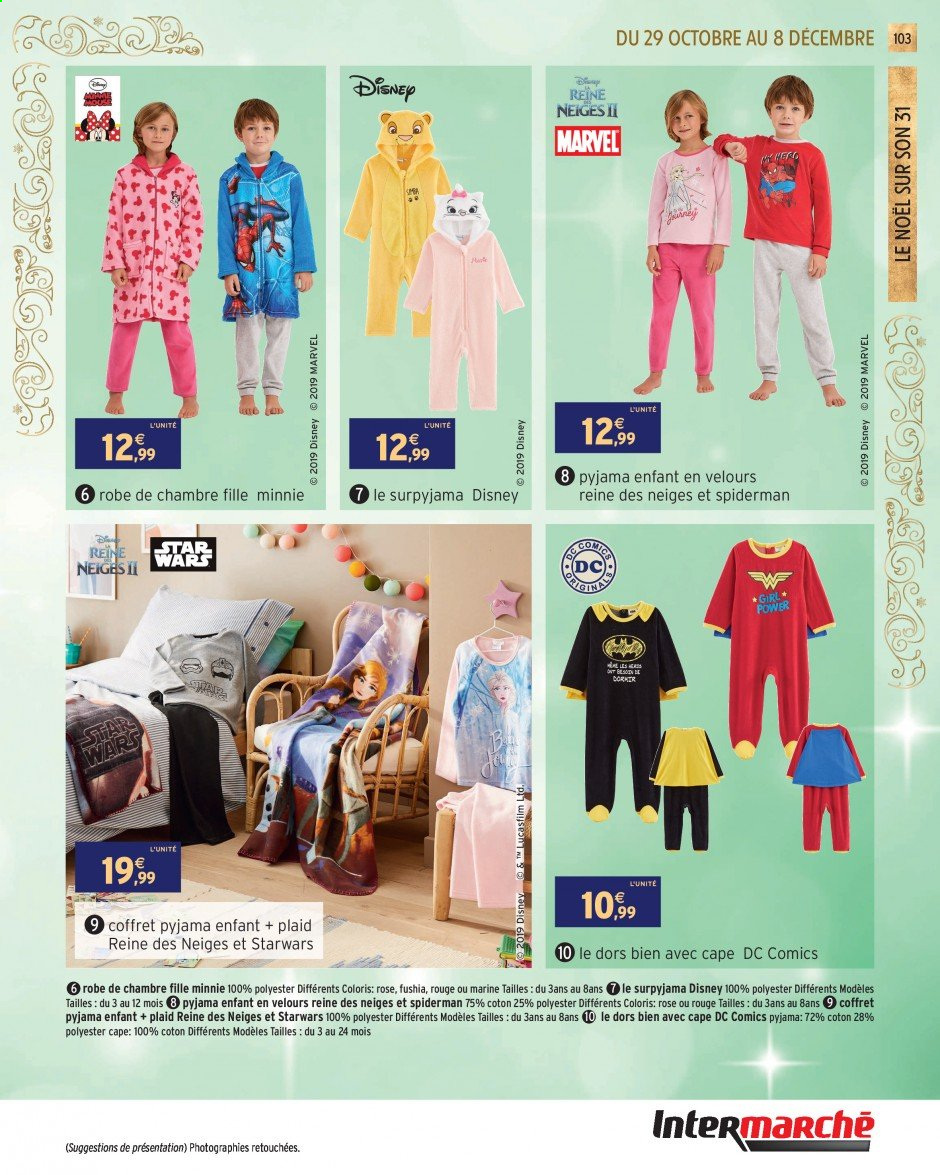Catalogue Intermarché - 29.10.2019 - 08.12.2019. Page 103.