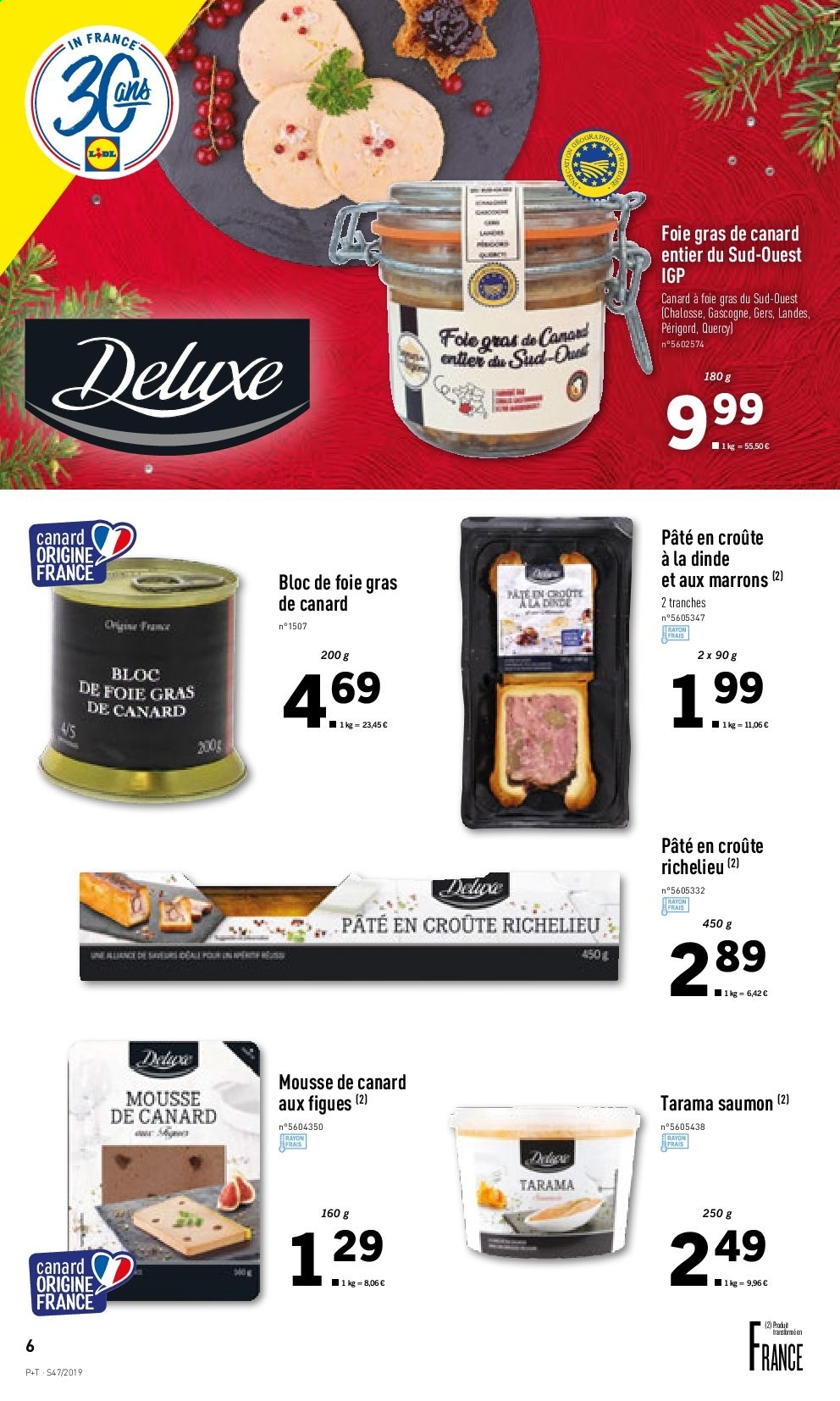 Catalogue Lidl - 20.11.2019 - 26.11.2019. Page 6.