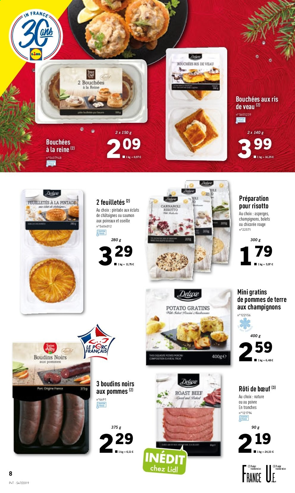 Catalogue Lidl - 20.11.2019 - 26.11.2019. Page 8.