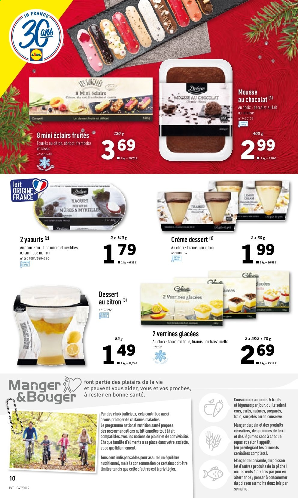 Catalogue Lidl - 20.11.2019 - 26.11.2019. Page 10.