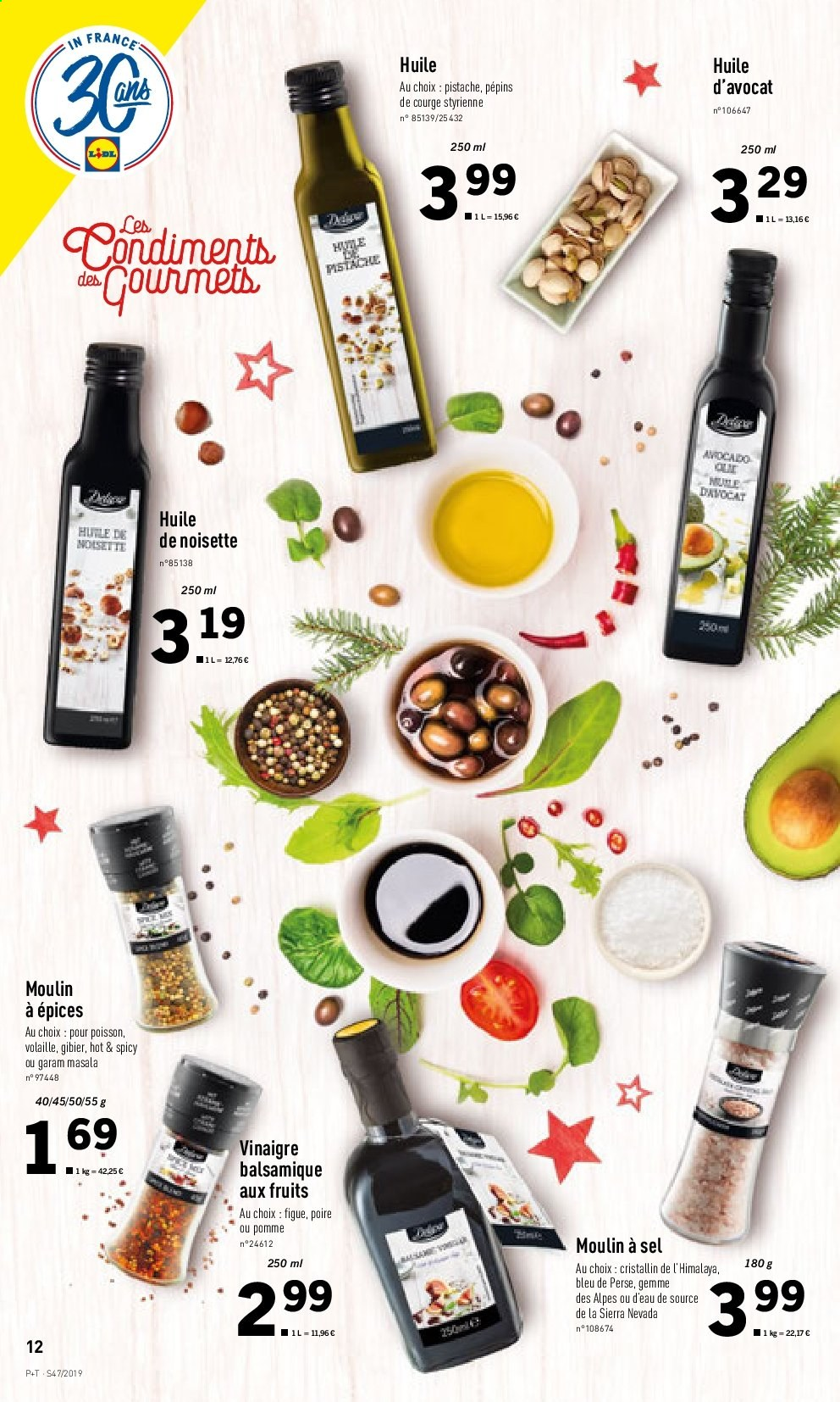Catalogue Lidl - 20.11.2019 - 26.11.2019. Page 12.