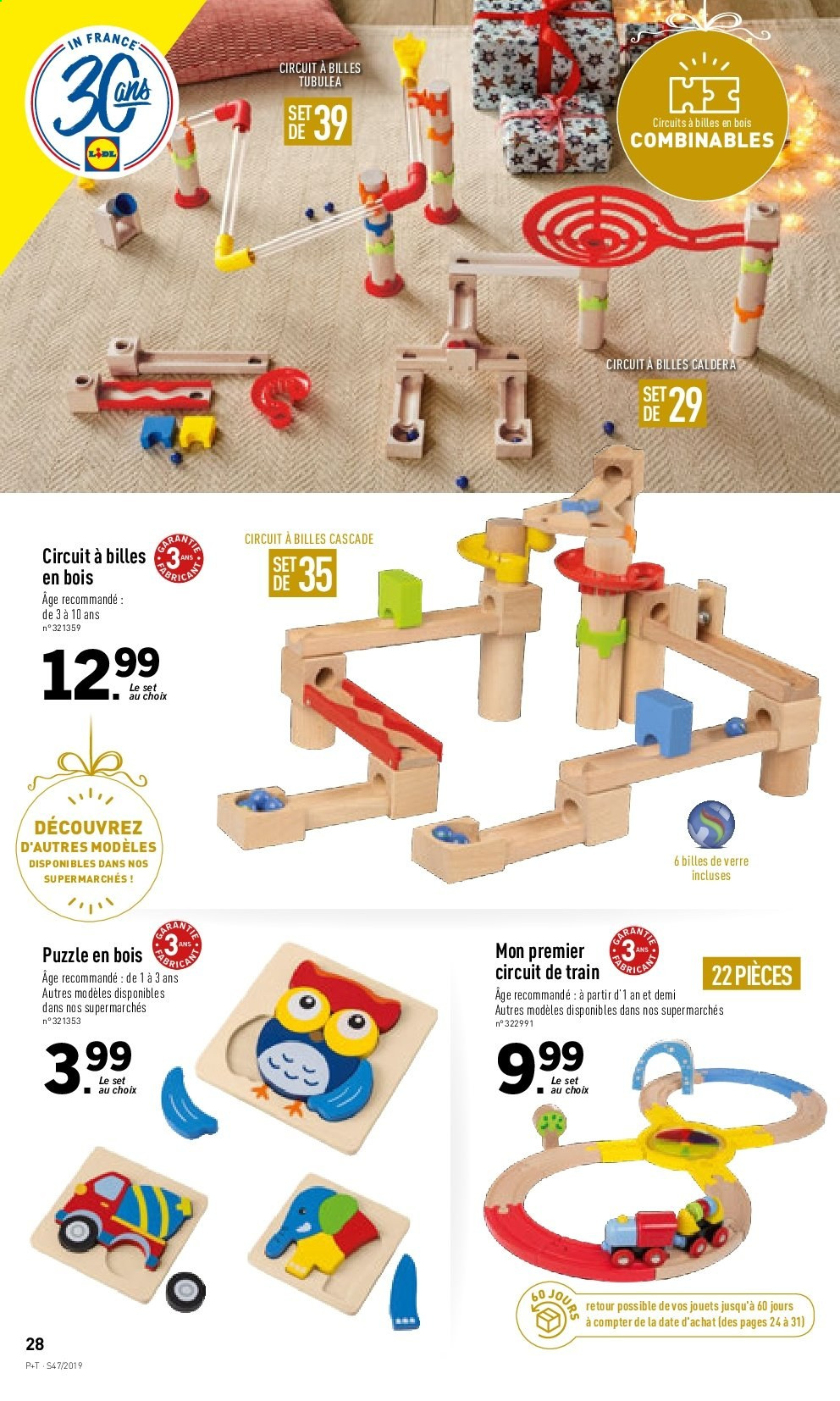 Catalogue Lidl - 20.11.2019 - 26.11.2019. Page 28.