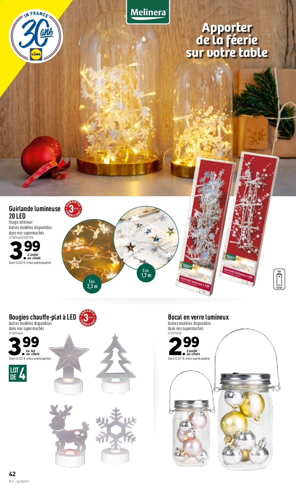 Catalogue Lidl - 20.11.2019 - 26.11.2019. Page 42.