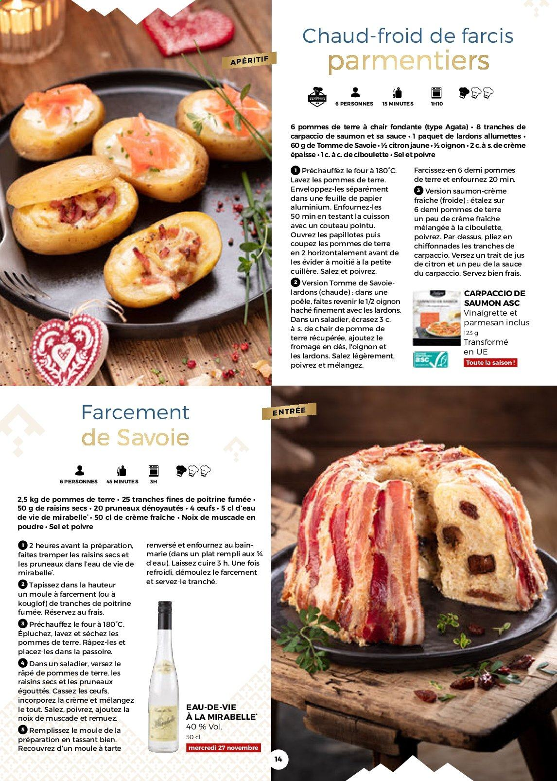Catalogue Lidl - 21.11.2019 - 31.12.2019. Page 14.