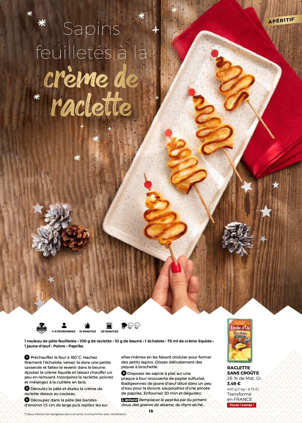 Catalogue Lidl - 21.11.2019 - 31.12.2019. Page 15.