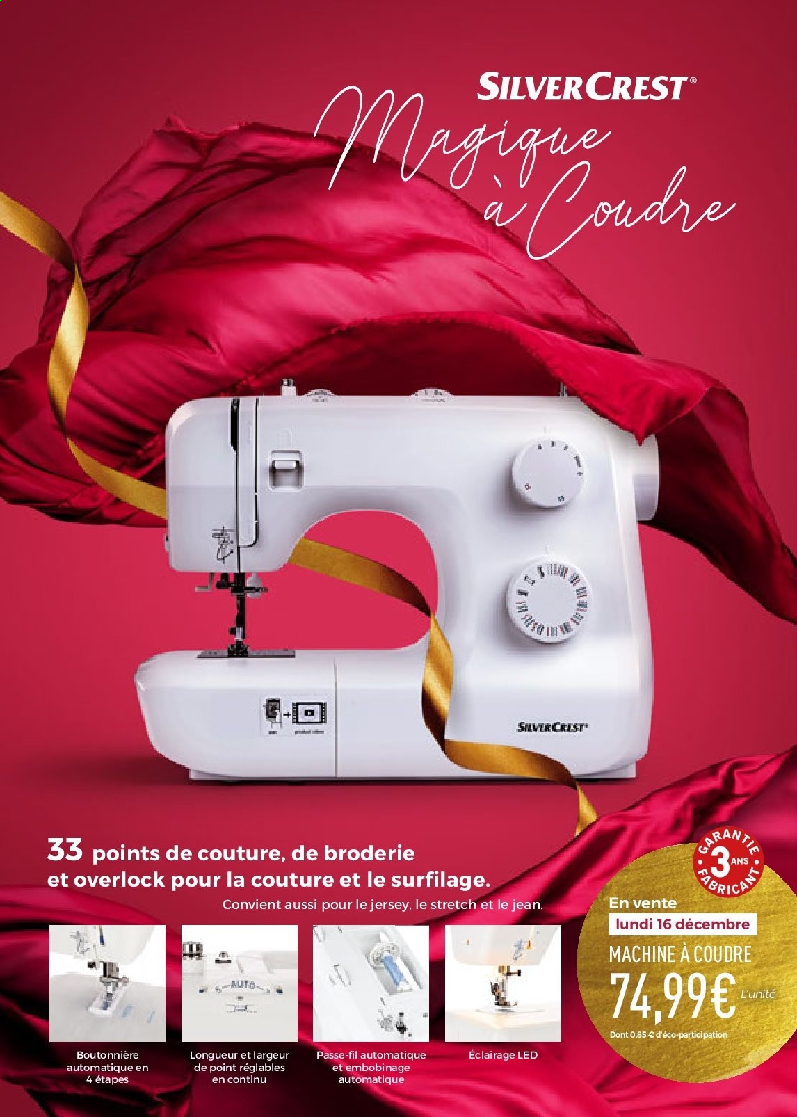 Catalogue Lidl - 21.11.2019 - 31.12.2019. Page 23.