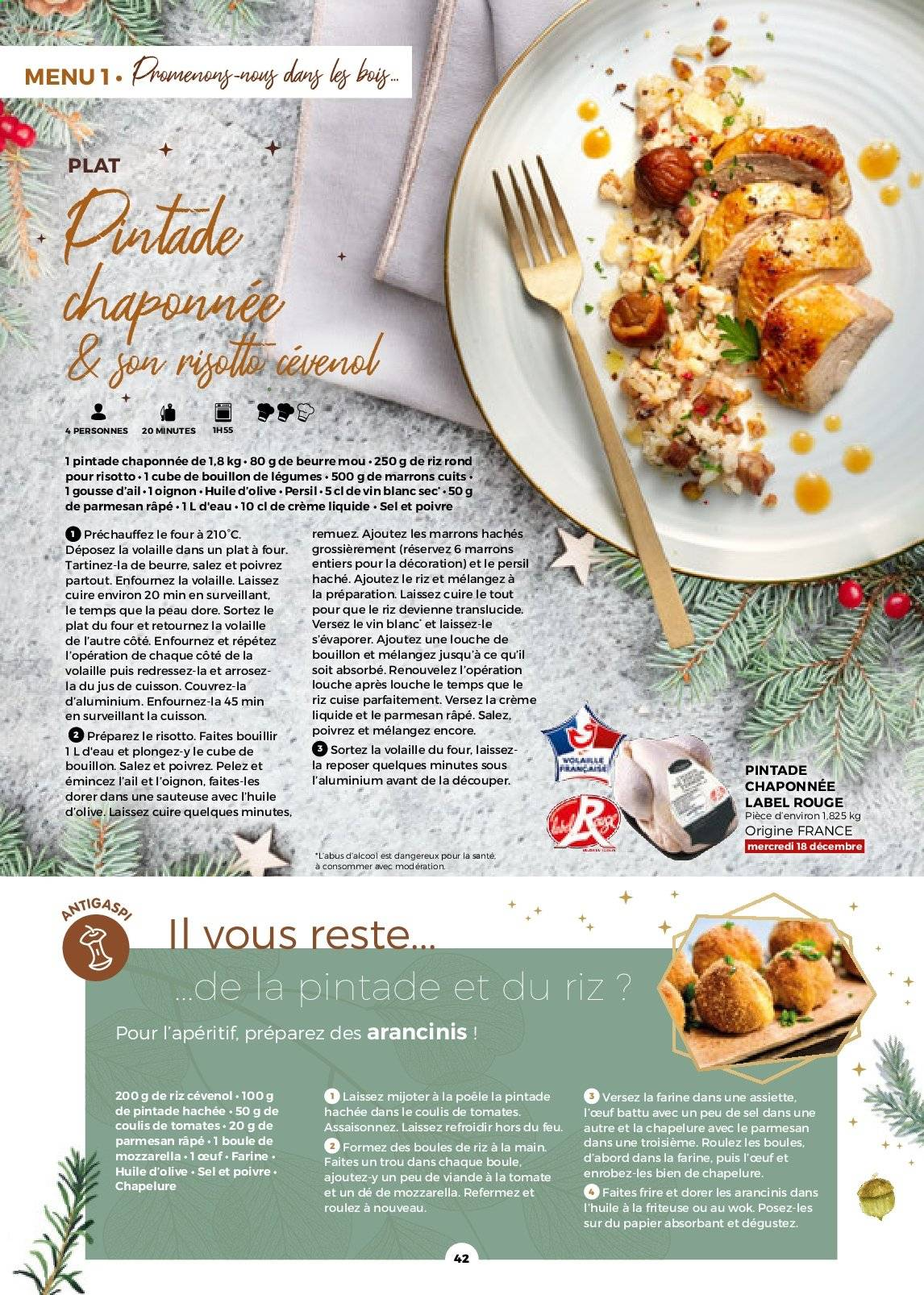 Catalogue Lidl - 21.11.2019 - 31.12.2019. Page 42.