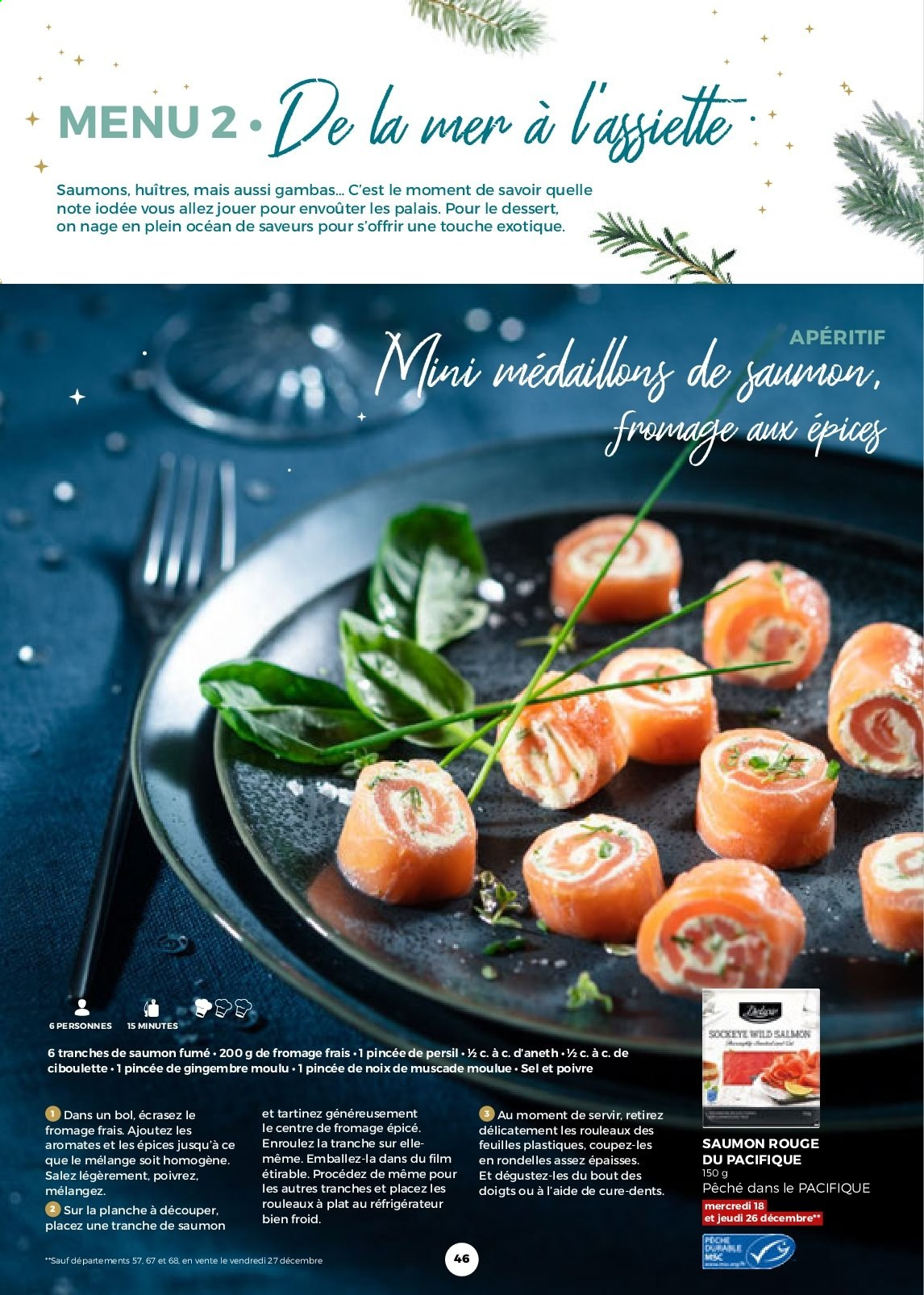 Catalogue Lidl - 21.11.2019 - 31.12.2019. Page 46.