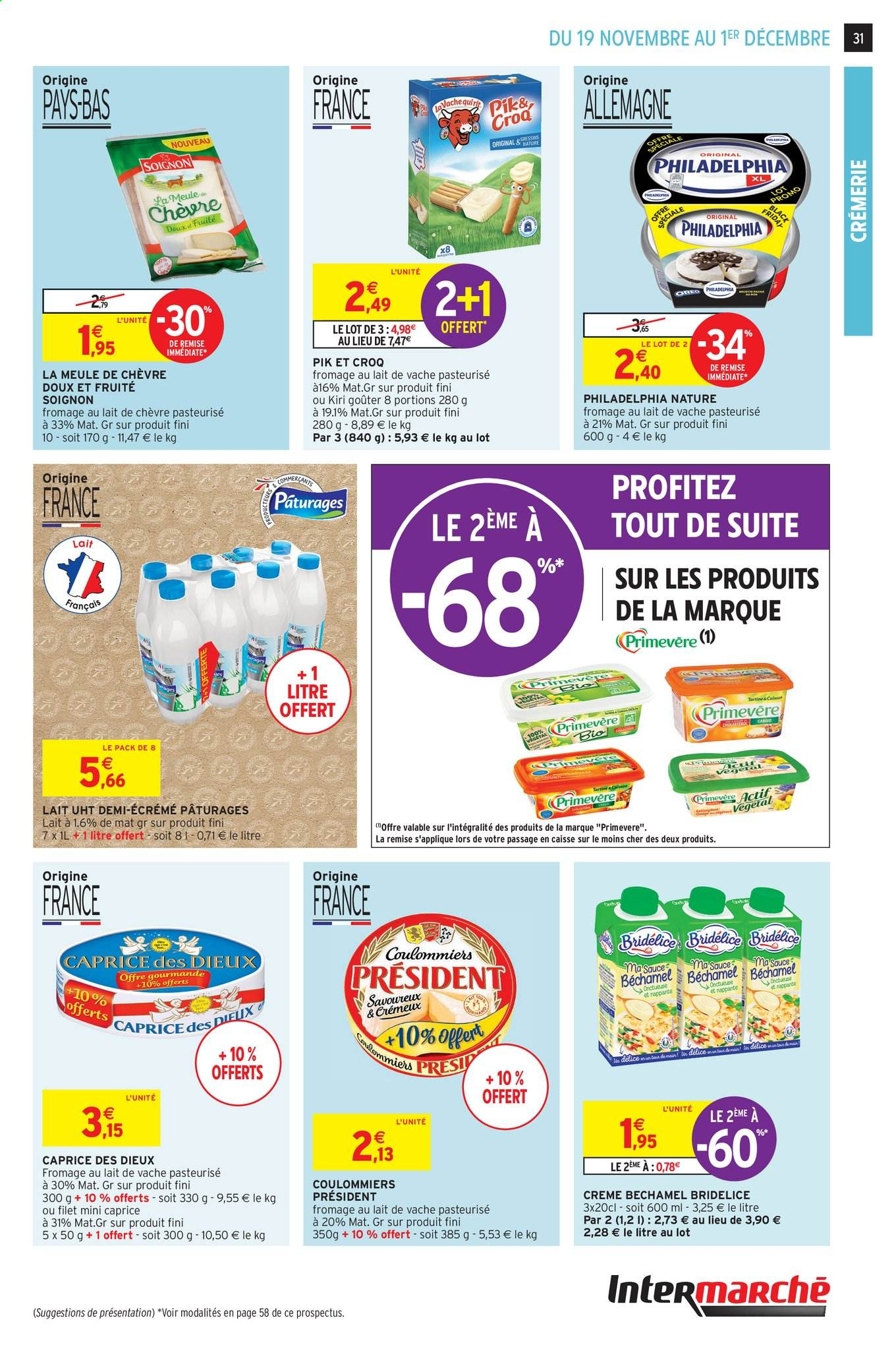Catalogue Intermarché - 19.11.2019 - 01.12.2019. Page 27.