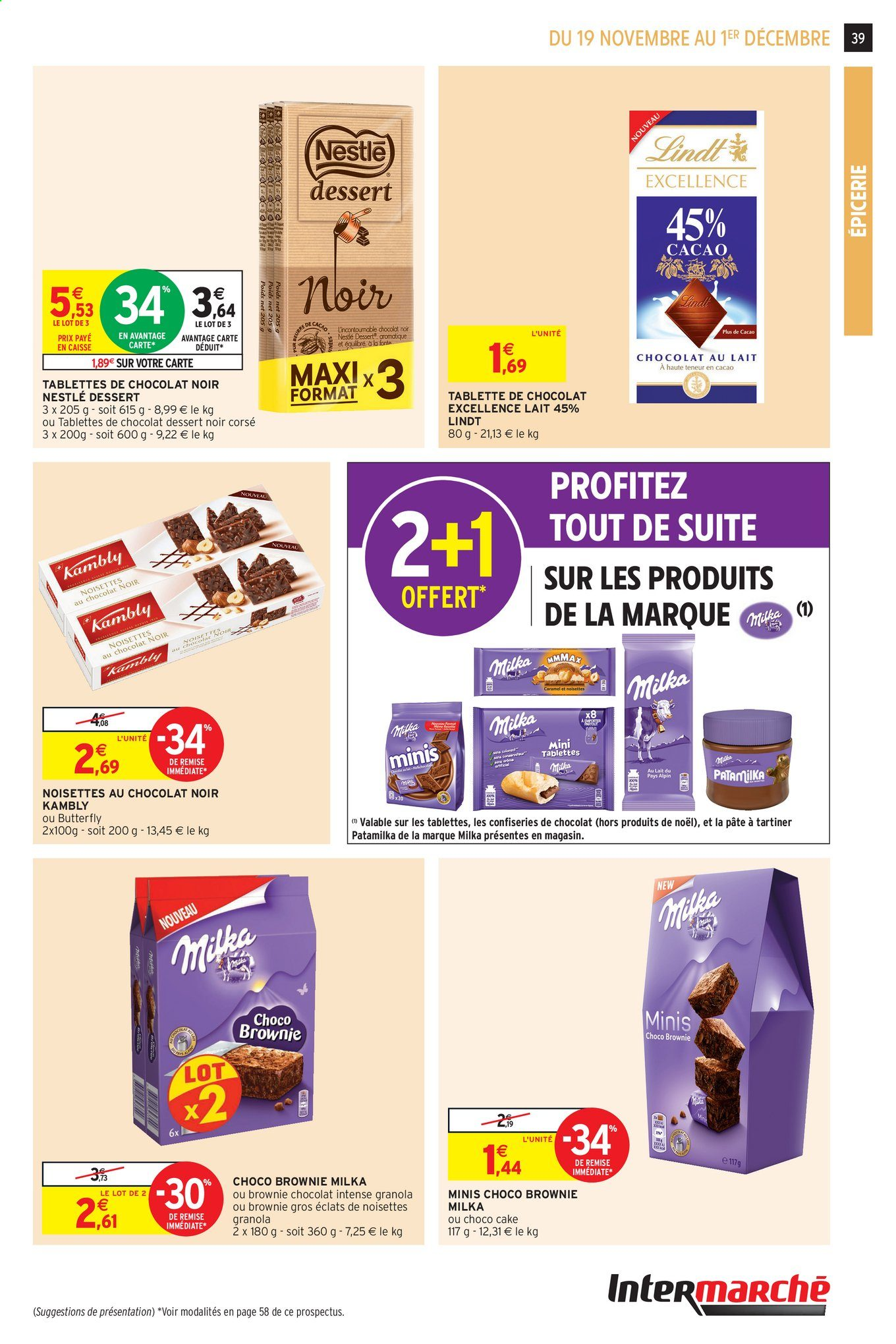 Catalogue Intermarché - 19.11.2019 - 01.12.2019. Page 35.
