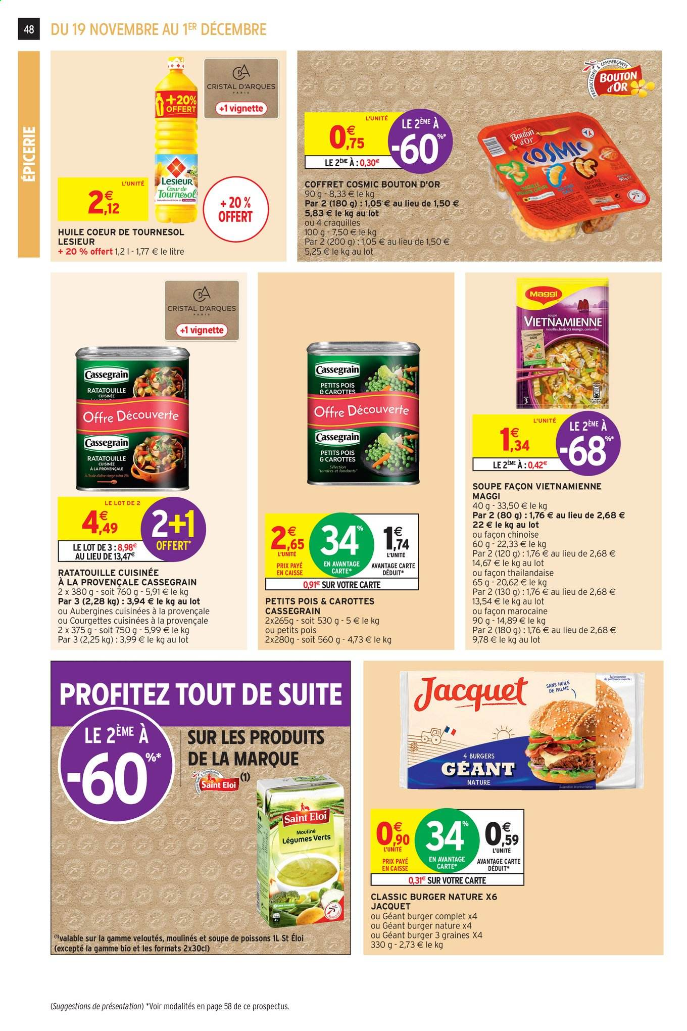 Catalogue Intermarché - 19.11.2019 - 01.12.2019. Page 44.
