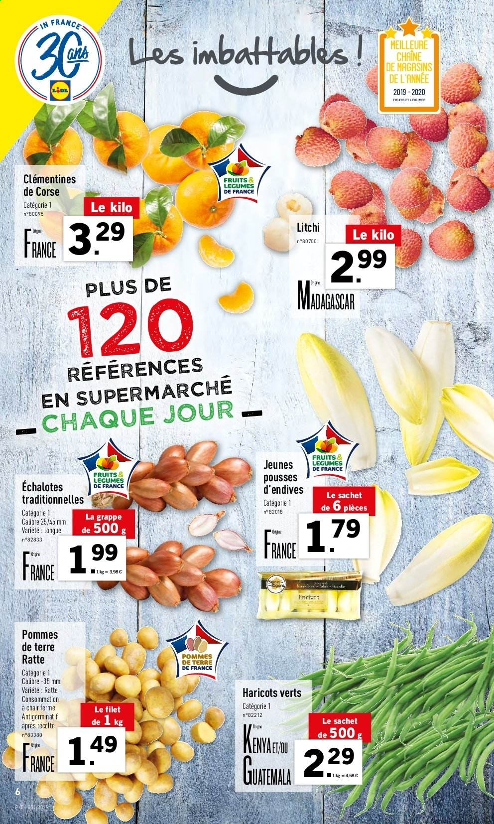 Catalogue Lidl - 18.12.2019 - 24.12.2019. Page 6.