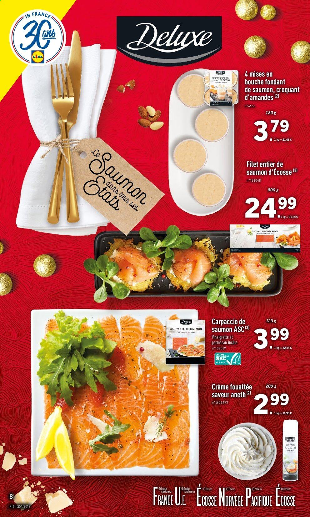 Catalogue Lidl - 18.12.2019 - 24.12.2019. Page 8.