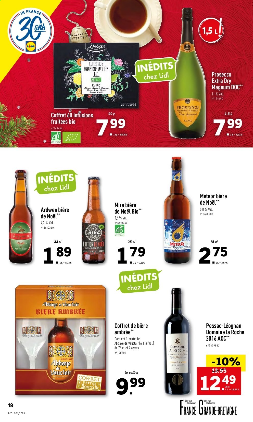 Catalogue Lidl - 18.12.2019 - 24.12.2019. Page 18.