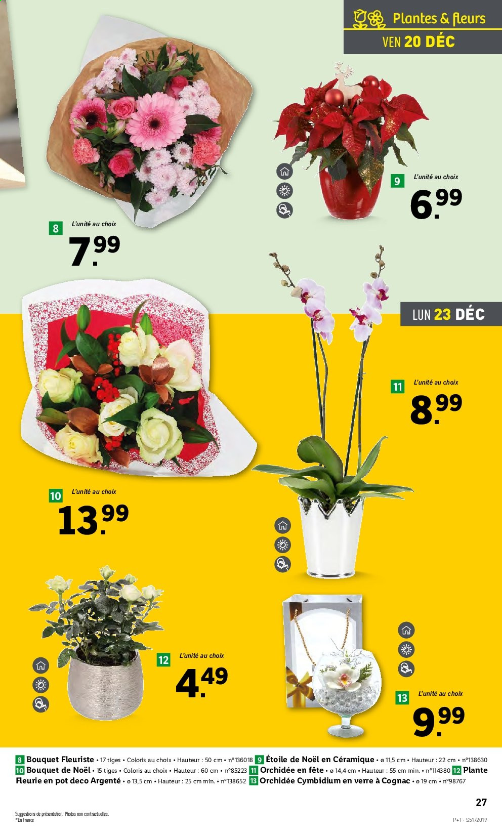 Catalogue Lidl - 18.12.2019 - 24.12.2019. Page 27.