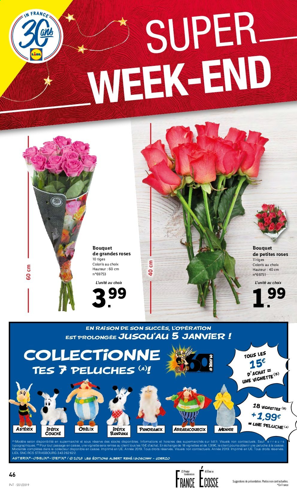 Catalogue Lidl - 18.12.2019 - 24.12.2019. Page 46.