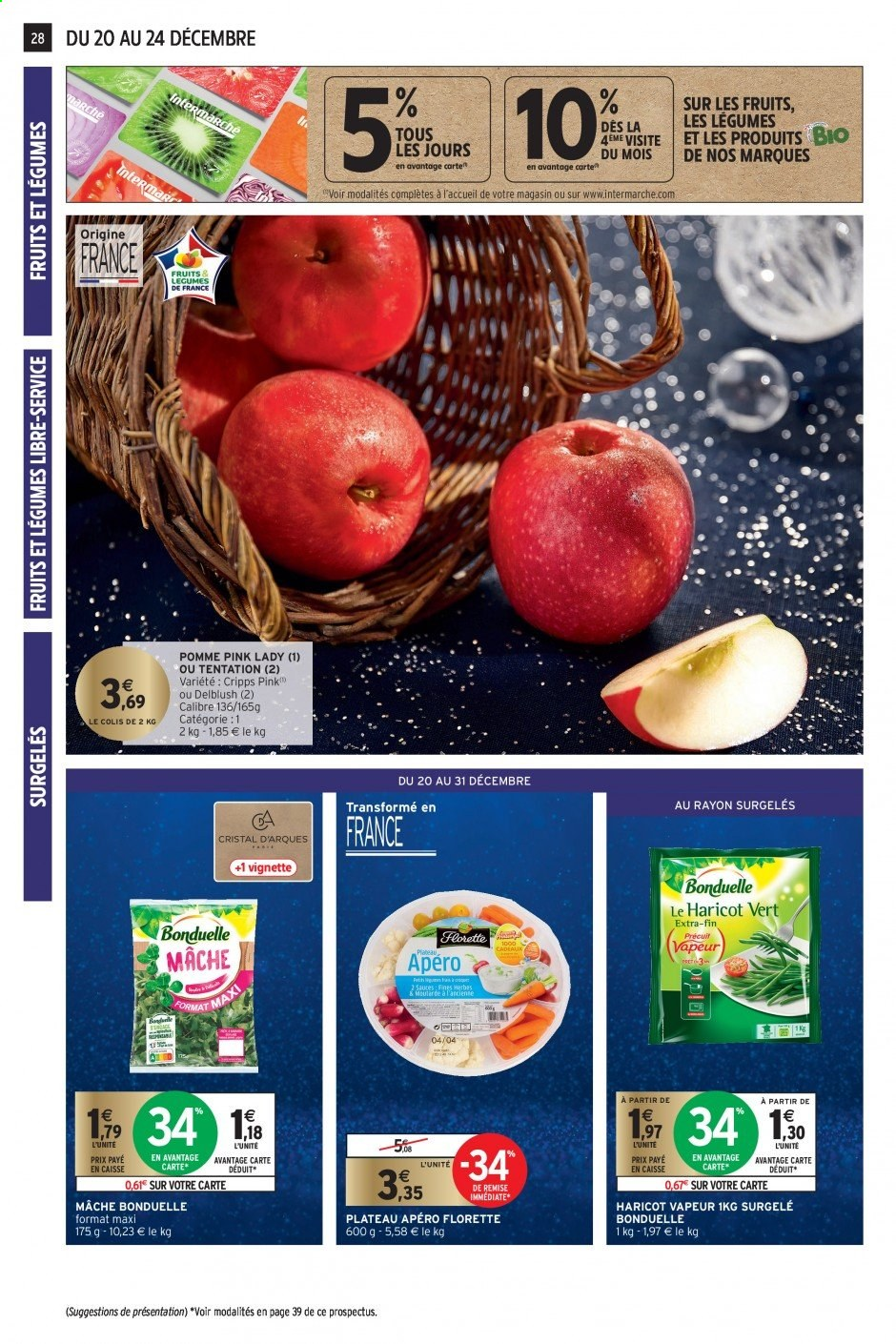 Catalogue Intermarché - 20.12.2019 - 31.12.2019. Page 27.