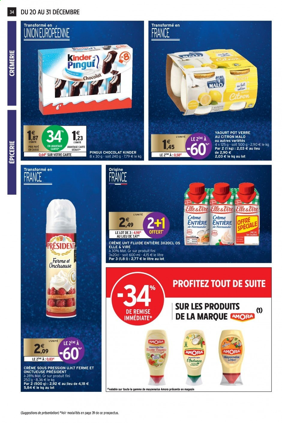 Catalogue Intermarché - 20.12.2019 - 31.12.2019. Page 33.