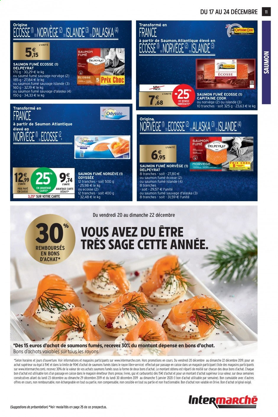 Catalogue Intermarché - 17.12.2019 - 24.12.2019. Page 11.