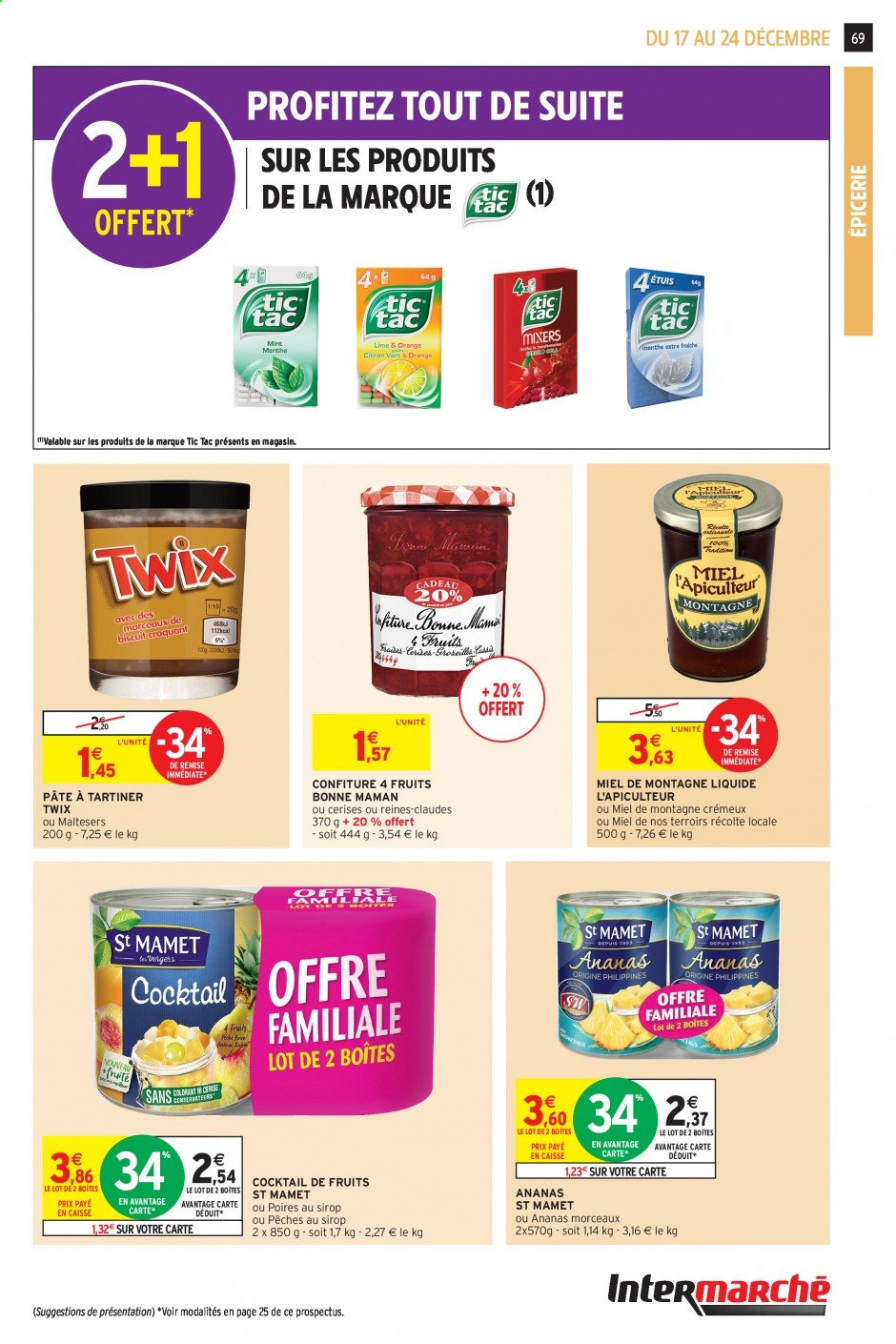 Catalogue Intermarché - 17.12.2019 - 24.12.2019. Page 65.