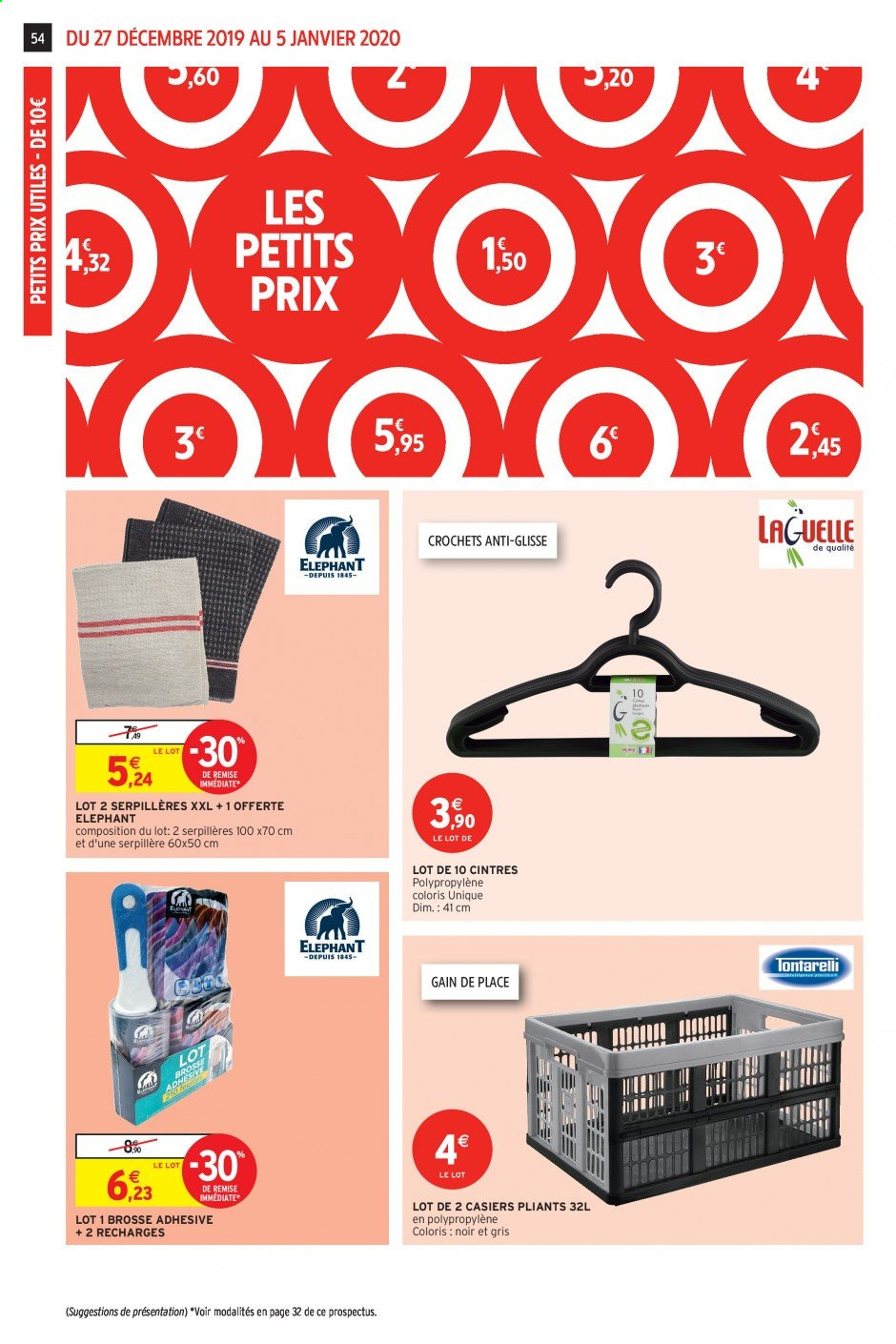 Catalogue Intermarché - 27.12.2019 - 05.01.2020. Page 53.