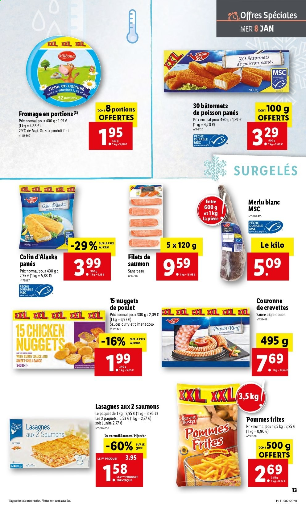 Catalogue Lidl - 08.01.2020 - 14.01.2020. Page 13.